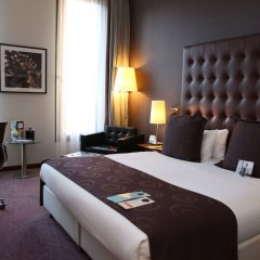 Отель Crowne Plaza Amsterdam South комната для гостей фото 5