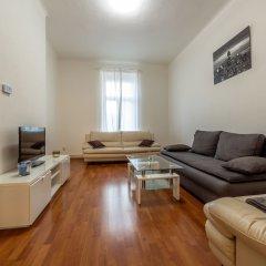 Отель Apartmany LETNA u SPARTY Прага комната для гостей фото 5