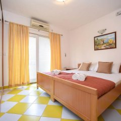 Отель Апарт-Отель D&D Apartments Tivat Черногория, Тиват - 4 отзыва об отеле, цены и фото номеров - забронировать отель Апарт-Отель D&D Apartments Tivat онлайн комната для гостей фото 5