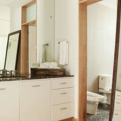 Отель First Class Apartmet by Mr.W Мехико ванная фото 2