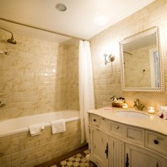Гостиница Реноме ванная фото 2