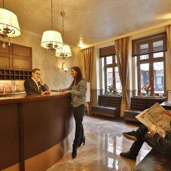 Отель Amber интерьер отеля фото 3