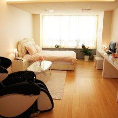 Отель Hu Incheon Airport Южная Корея, Инчхон - 1 отзыв об отеле, цены и фото номеров - забронировать отель Hu Incheon Airport онлайн спа фото 2