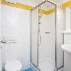Отель Kolpinghaus Salzburg Зальцбург ванная