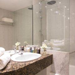 Hotel Castell dels Hams ванная