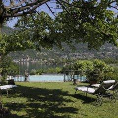Отель Residence Antico Crotto Порлецца приотельная территория фото 2