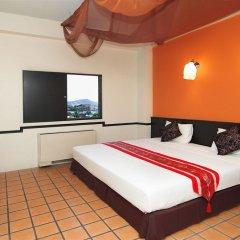 Rome Place Hotel 2* Улучшенный номер с различными типами кроватей
