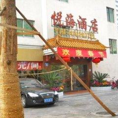 Yue Hai Hotel парковка