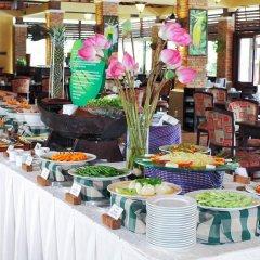 Отель Pandanus Resort питание фото 2