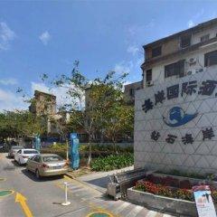 Отель Coast International Сямынь парковка