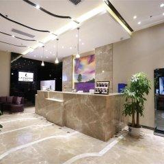 Lavande Hotel Gz Huangpu Avenue Branch интерьер отеля