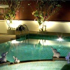 The BluEco Hotel бассейн фото 2