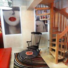 Отель Hôtel Le Pavillon - Green Spirit Hotels Paris Париж развлечения