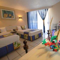 Отель Fontan Ixtapa Beach Resort детские мероприятия фото 2