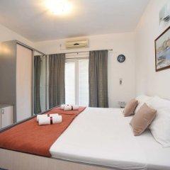 Отель Апарт-Отель D&D Apartments Tivat Черногория, Тиват - 4 отзыва об отеле, цены и фото номеров - забронировать отель Апарт-Отель D&D Apartments Tivat онлайн комната для гостей фото 3