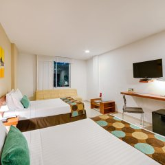 Отель MS Chipichape Superior комната для гостей фото 2