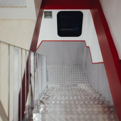 Tales Khaosan Hostel Бангкок интерьер отеля