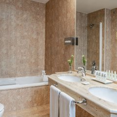 Отель Vincci Ciudad de Salamanca ванная
