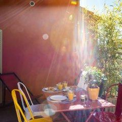 Апартаменты L'Abeille Boutique Apartments Ницца питание
