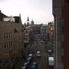 Отель Clemens Нидерланды, Амстердам - отзывы, цены и фото номеров - забронировать отель Clemens онлайн балкон