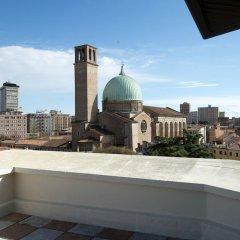 Отель Casa al Carmine Италия, Падуя - отзывы, цены и фото номеров - забронировать отель Casa al Carmine онлайн балкон