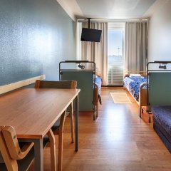 Отель Eurohostel - Helsinki Стандартный номер с различными типами кроватей фото 3
