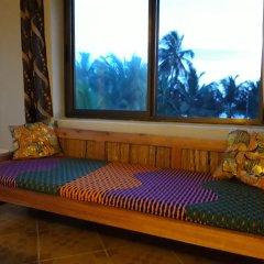 Отель The Beach house Гана, Шама - отзывы, цены и фото номеров - забронировать отель The Beach house онлайн комната для гостей фото 5