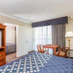 Отель Days Inn Airport Center LAX удобства в номере