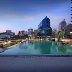 Отель Sathorn Vista, Bangkok - Marriott Executive Apartments Таиланд, Бангкок - отзывы, цены и фото номеров - забронировать отель Sathorn Vista, Bangkok - Marriott Executive Apartments онлайн бассейн