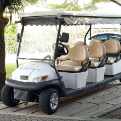 Отель The Leela Resort & Spa Pattaya городской автобус