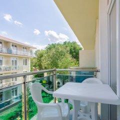 Гостиница Курортный отель Олимп All Inclusive в Анапе 4 отзыва об отеле, цены и фото номеров - забронировать гостиницу Курортный отель Олимп All Inclusive онлайн Анапа балкон