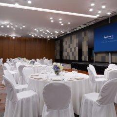 Radisson Blu Olympiyskiy Hotel Москва помещение для мероприятий