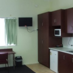 Отель Scottys Motel в номере