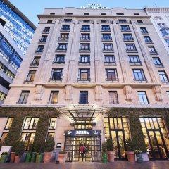 Отель Indigo Brussels - City Бельгия, Брюссель - отзывы, цены и фото номеров - забронировать отель Indigo Brussels - City онлайн вид на фасад