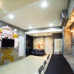 Отель Bed De Bell Hostel Таиланд, Бангкок - отзывы, цены и фото номеров - забронировать отель Bed De Bell Hostel онлайн помещение для мероприятий фото 2