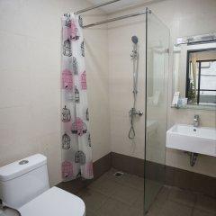 Отель Suji Home Ханой ванная