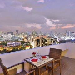 Отель Centre Point Pratunam балкон