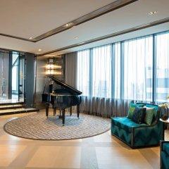 Отель Bangkok Marriott Marquis Queen's Park комната для гостей фото 3