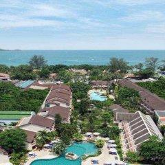 Отель Thara Patong Beach Resort & Spa Таиланд, Пхукет - 7 отзывов об отеле, цены и фото номеров - забронировать отель Thara Patong Beach Resort & Spa онлайн пляж фото 2