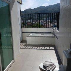 Отель Blue Sky Patong 3* Стандартный номер с различными типами кроватей фото 4