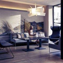 Отель Mercure Oostende Бельгия, Остенде - 1 отзыв об отеле, цены и фото номеров - забронировать отель Mercure Oostende онлайн интерьер отеля фото 2