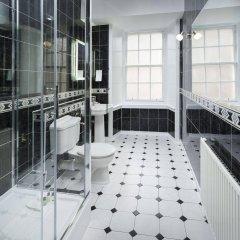 Отель St. Giles Apartments Великобритания, Эдинбург - отзывы, цены и фото номеров - забронировать отель St. Giles Apartments онлайн ванная