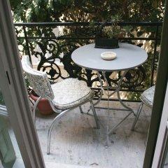 Отель Athens Quinta балкон