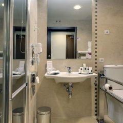 Отель Crowne Plaza Madrid Airport комната для гостей фото 3