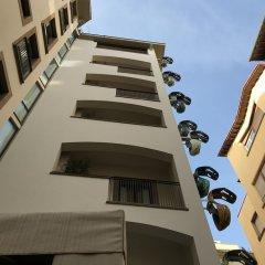 Отель Oro 1 вид на фасад