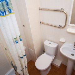 Гостиница Робинзон ванная