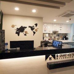 K-grand Hostel Myeongdong Сеул интерьер отеля
