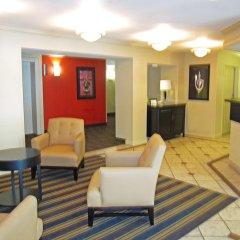 Отель Extended Stay America San Jose - Milpitas McCarthy Ranch интерьер отеля