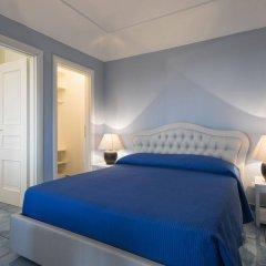 Отель Collina Degli Ulivi B&B Итри комната для гостей