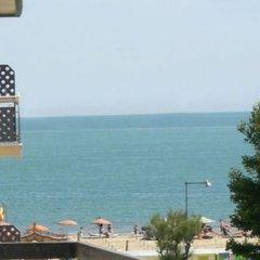 Отель Marilena Италия, Римини - отзывы, цены и фото номеров - забронировать отель Marilena онлайн пляж фото 2